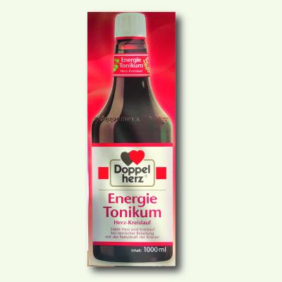 Doppelherz Energie-Tonikum Herz-Kreislauf 1000 ml