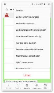 Arzneiland Installationshilfe IOS und Android