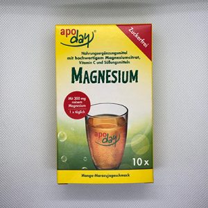 APOday Magnesium Pulver