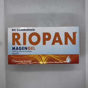 RIOPAN Magengel 10 x 10ml