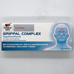 Grippal complex Filmtabletten 10
